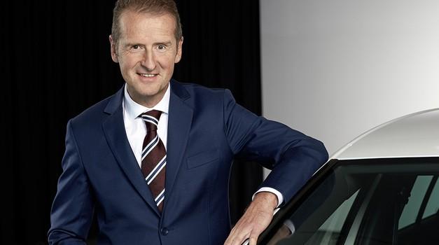 Avtomobilski koncern Volkswagen ima novega direktorja (foto: Volkswagen)