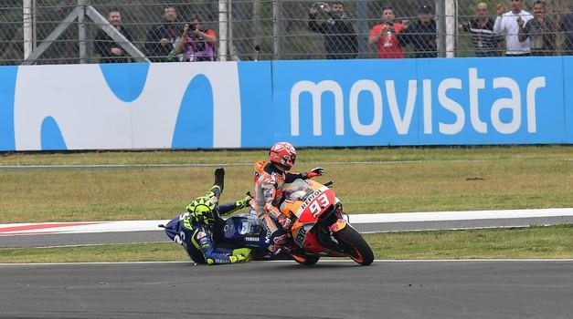 MotoGP Argentina: družbena omrežja so po dirki postali globalni šank (foto: Dorna, Michelin)