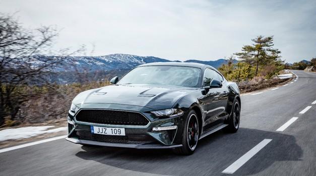 Ford Mustang že tretje leto zapored najbolje prodajan športni avtomobil na svetu (foto: Ford)