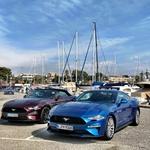 Prišel, videl, zmagal!; vozili smo novega Forda Mustanga (foto: Sebastjan Plevnjak)
