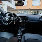 Test: Jeep Compass 2.0 Multijet 16v 140 AWD Limited (foto: Saša Kapetanovič)