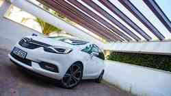 Podaljšani test: Opel Zafira 2.0 CDTI Ecotec Start/Stop Innovation