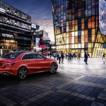 Mercedes predstavlja limuzino razreda A - a le za kitajski trg (foto: Daimler)