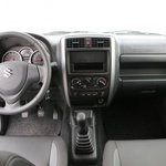 Kratki test: Suzuki Jimny 1.3 VVT Style Allgrip PRO (foto: Matevž Hribar)