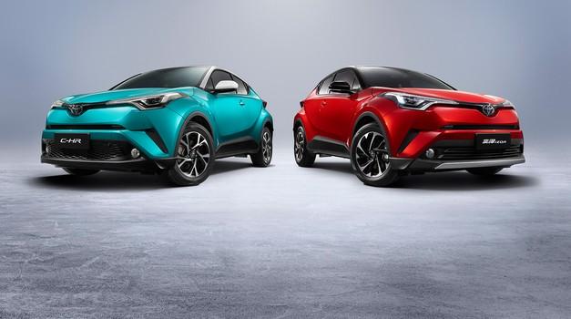 Toyota bo elektrificirala svoj kitajski program (foto: Toyota)