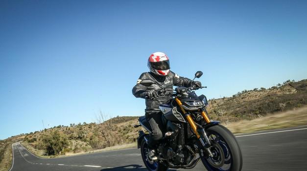 Vozili smo: Yamaha MT09 SP (foto: Alessio Barbanti)