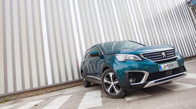 Kratki test: Peugeot 5008 Allure 1.6 BlueHDi 120 EAT6 (foto: Saša Kapetanovič)