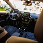 Kratki test: Ford Fiesta Vignale (foto: Saša Kapetanovič)