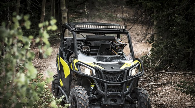 Vozili smo: Can-Am Trail 2018 (foto: Can Am)
