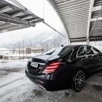 Na kratko: Mercedes-Benz razred S 400 d 4Matic L (foto: Saša Kapetanovič)