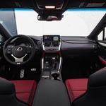 Kratki test: Lexus NX 300h MC AWD 5D E-CVT F Sport Premium M.L. PVM Pano Wireless (foto: Saša Kapetanovič)