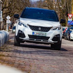 Primerjalni test: Peugeot 2008, 3008 in 5008 (foto: Saša Kapetanovič)