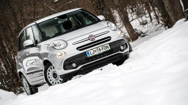 Podaljšani test: Fiat 500L 1.3 Multijet II 16V City (foto: Uroš Modlic)
