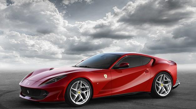 Ferrari po zaslugi motorjev V12 z velikim dobičkom in rastjo prodaje (foto: Ferrari)