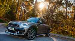 Na kratko: Mini Cooper S E All4 Countryman