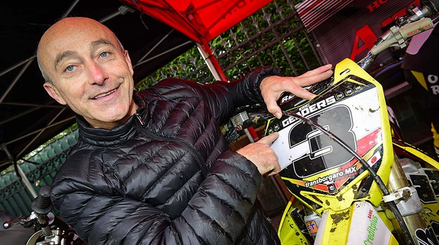 Svet motokrosa žaluje: umrl je nekdanji belgijski as, petkratni svetovni prvak Eric Geboers (foto: MXGP)