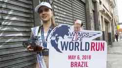 Dobrodelni tek Red Bull Wings for Life zbral kar 3 milijone evrov