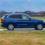 Test: BMW X3 xDrive30d (foto: Saša Kapetanovič)