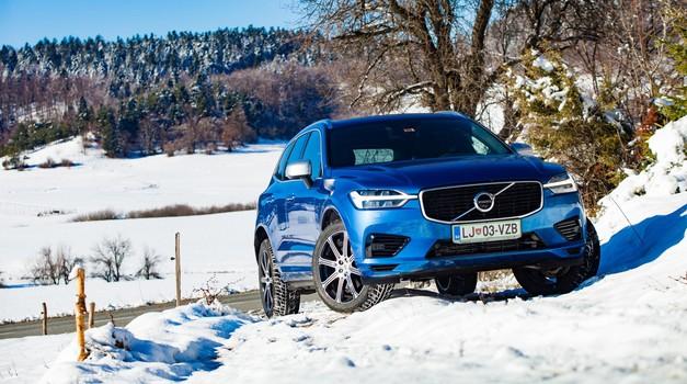 Test: Volvo XC60 T8 Twin Engine AWD R Design (foto: Saša Kapetanovič)