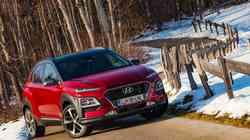 Test: Hyundai Kona 1.0 T-GDI Impression