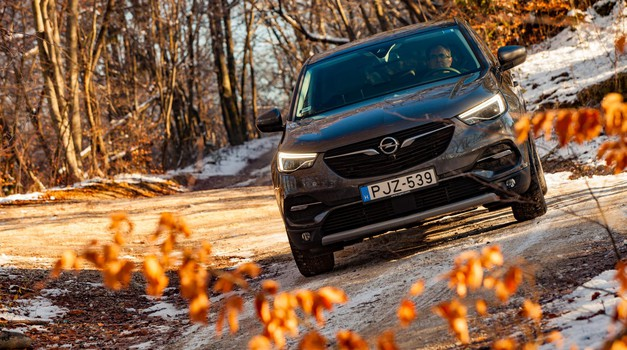 Test: Opel Grandland X 1.6 CDTI Innovation (foto: Saša Kapetanovič)