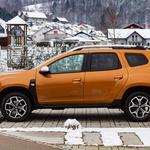 Test: Dacia Duster 1.5 dCi 110 4WD Prestige (foto: Saša Kapetanovič)