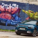 Test: Citroën C4 Cactus 1.2 PureTech Shine (foto: Saša Kapetanovič)