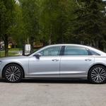 Test: Audi A8 L 50 TDi quattro (foto: Saša Kapetanovič)