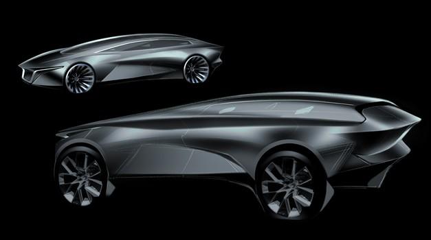 Aston Martin pripravlja revolucijo v segmentu razkošnih križancev (foto: Aston Martin)