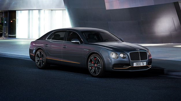 Bentley Flying Spour si bo osnovo delil s Porschejevo Panamero E-hybrid (foto: Bentley)