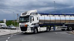 Prepoved tovornih vozil na uničeni bertoški vpadnici, pričakovani zastoji mimo trgovskega centra