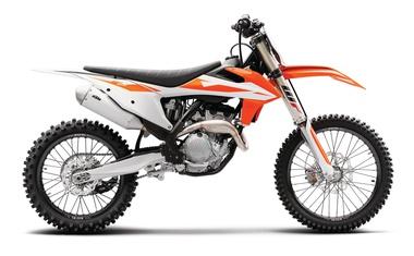 KTM predstavil linijo motokros modelov za leto 2019