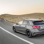 Mercedes-Benz razred A: najmanjši ima najboljše (foto: Daimler)