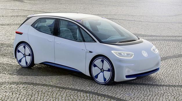 Volkswagen ID bo obdržal znano obliko (foto: Volkswagen)