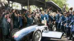 90 let Oplovega raketnega avtomobila