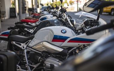 Želite testirati nove motocikle BMW? Jutri že v Slovenski Bistrici, obvezne prijave