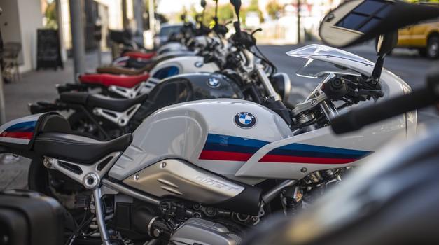 Želite testirati nove motocikle BMW? Jutri že v Slovenski Bistrici, obvezne prijave (foto: bmw motorrad)