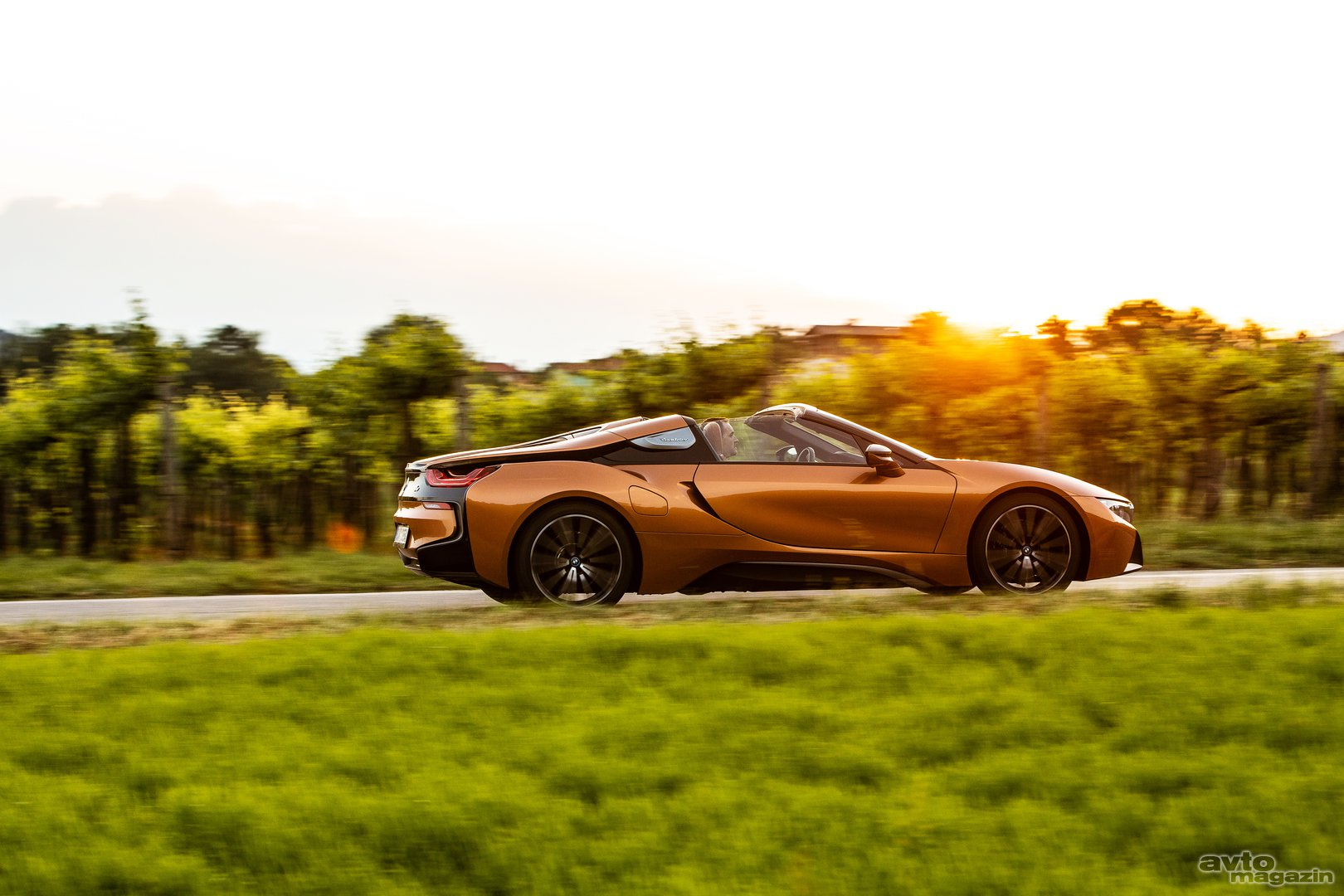 Novo V Sloveniji Bmw I8 Roadster In Bmw M5 Novice Avto Magazin