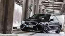 Na kratko: Mercedes-Benz razred S 400 d 4Matic L