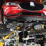 Mazda praznuje 50 milijonov proizvedenih vozil (foto: Mazda)