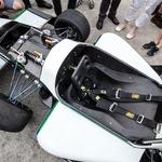 Električni študentski dirkalnik (foto: Uroš Modlic)