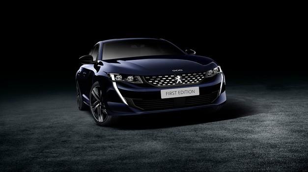 Peugeot napoveduje prihod modela 508 SW (foto: Peugeot)