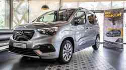 Novo v Sloveniji: Prihaja Opel Combo, že petič