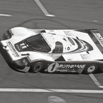 Porsche z retro pridihom v Le Mansu (foto: Porsche)
