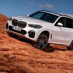 BMW X5 samo še nekaj časa ostaja največji bavarski križanec (foto: BMW)