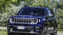 Jeep Renegade je dobil osvežitev
