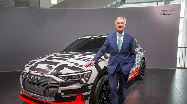 Generalni direktor Audija osumljenec v zadevi Dieselgate (foto: Audi)