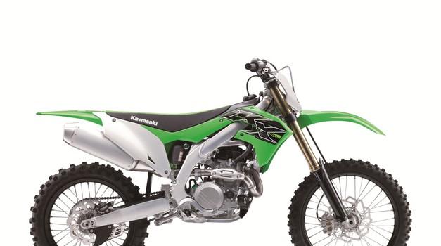 Kawasaki predstavil revolucionarnega KX450F 2019