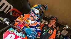 Jeffrey Herlings poškodovan