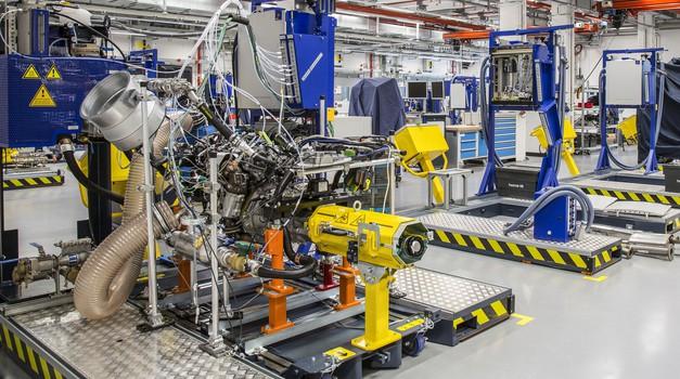 V Rüsselsheimu bodo nastajali novi štirivaljniki za skupino PSA (foto: Opel)
